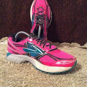 Brooks Women GTS Anderline Running Shoe  Sz 19